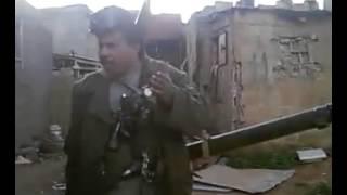 ثائر من المرج شرق ليبيا مضحك جدا
