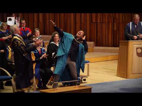 London Degree Ceremony Highlights September 2017