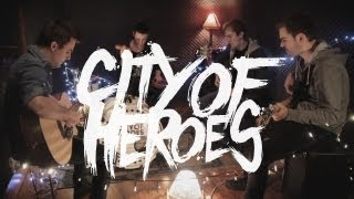 Gambar cover Linkin Park - Castle of Glass Acoustic (Cover by City of Heroes)