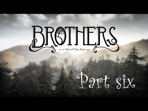 [BLIND] Let's Play: Brothers: A Tale of Two Sons [06] - Hello, Helsinki Railway Station!