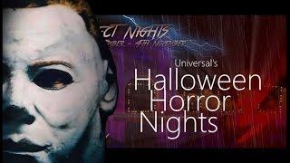 Roblox Universal Studio HHN Halloween 2