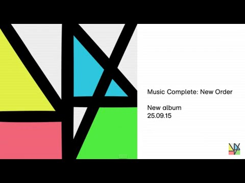New Order Music Complete 2 Youtube