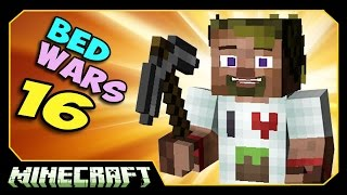 ч.16 Bed Wars Minecraft - Хитрый план Дракона