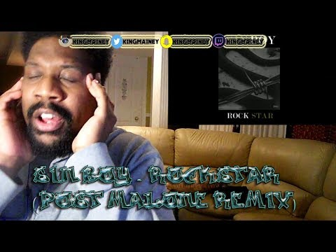 (GREEK)Sin Boy - Rockstar (Post Malone Remix)REACTION!!