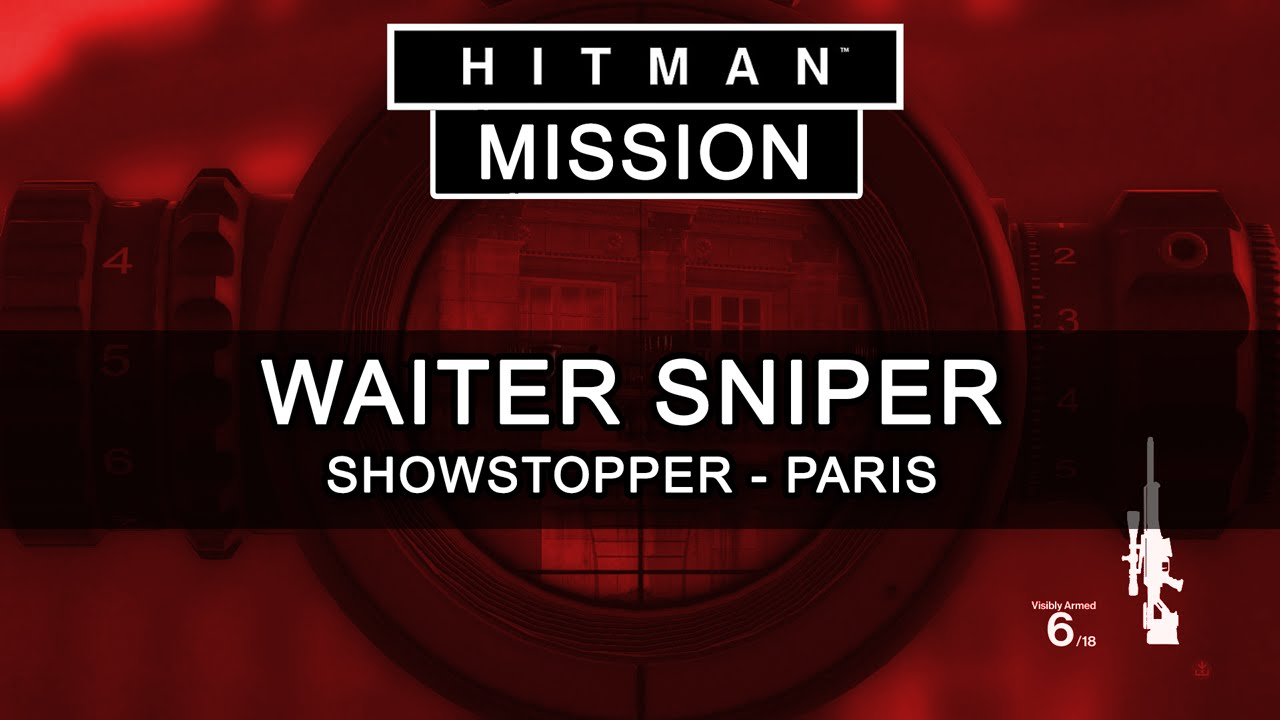 Hitman Paris Showstopper Full Walkthrough One Angry Gamer