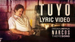 Rodrigo Amarante - Tuyo (Original Theme Song of Netflix Series 'Narcos') Video