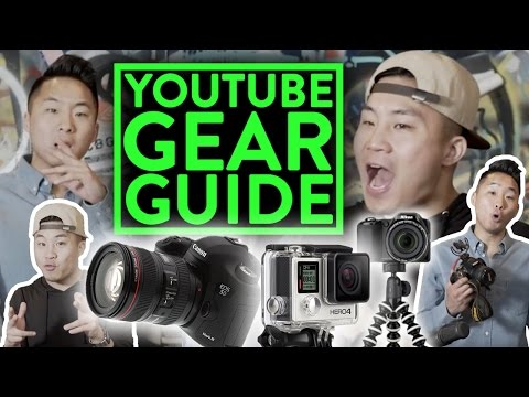 FUNG BROS TECH: Best YouTube Gear You Need To Start Your Channel