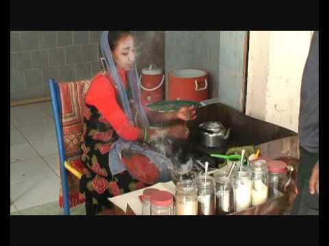 Breakfast in Khartoum