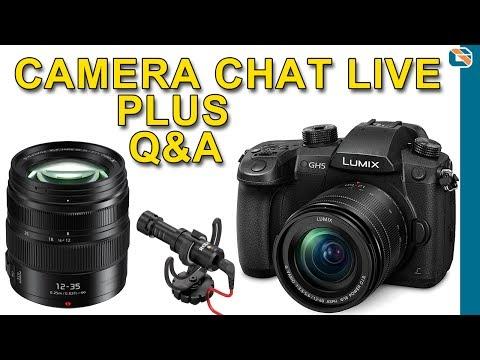 Camera Chat Live plus Q&A