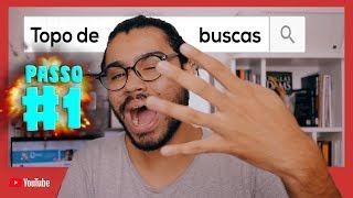 Como colocar seu vídeo na primeira página do YouTube? #01 | SEO