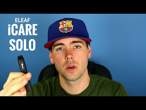 Eleaf ICare Solo | Is It Better Than The ICare/iCare Mini??