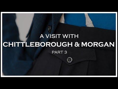 A Visit with Joe Morgan of Chittleborough & Morgan Pt. 3
