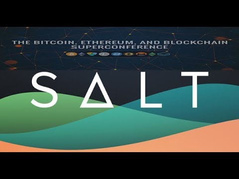 SALT CEO Shawn Owen - Crypto Interview - Bitcoin, Ethereum, And Blockchain Super Conference