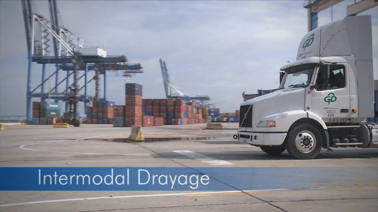 G&D Integrated Overview: Transportation Logistics Warehousing Freight  Brokerage