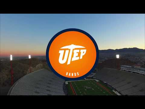 UTEP Marching Miners - Where In The World Is Paydirt Pete