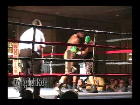 2008 Erie Boxing - Zach Page - Chuckie Brown (Round 1)