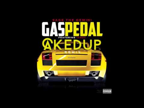 Sage The Gemini ''Gas Pedal'' (Caked Up Remix) (Bass Boosted)