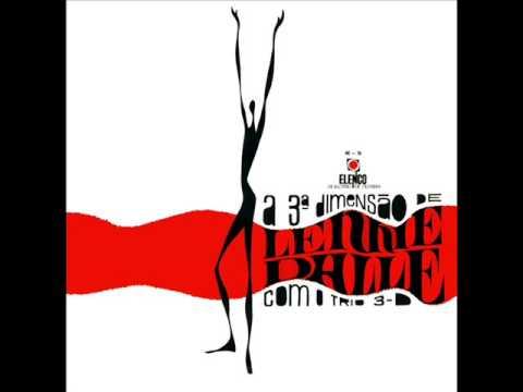 Lennie Dale com o Trio 3-D - LP A 3a Dimensao de Lennie Dale e o Trio 3D - Album Completo/Full Album