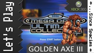 Sega Mega Drive Ultimate Collection - Golden Axe 3