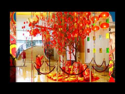 chinese new year decorations ideas for 2014 chinese new year & chinese new year decorations ideas for 2014 chinese new year - YouTube