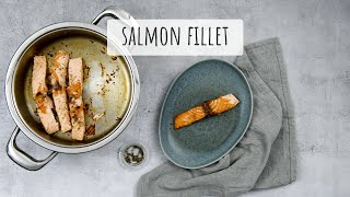 How to make Salmon Fillet with AMC