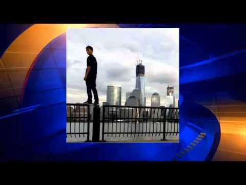 MYFOXNY~Teen Sneaks Up To Top of 1 World Trade Center