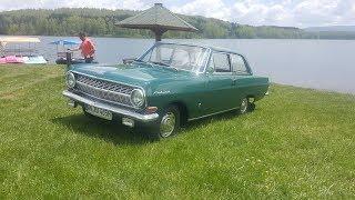 Opel Rekord 1963 Restaurierung