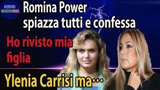 Romina Power, spiazza tutti e confessa: 'Ho rivisto mia figlia Ylenia Carrisi ma…'