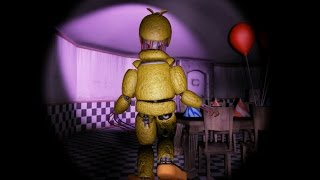 OVERNIGHT 2 : Free Roam Fnaf 2 3D Night 4