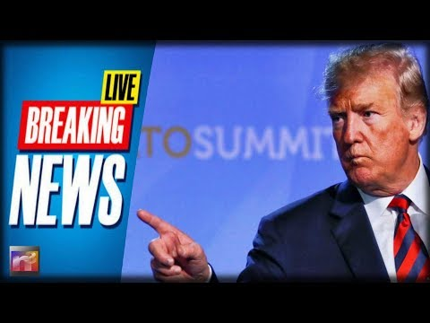 BOOM! Donald Trump just turned the New World Order UPSIDE down - EVERY World Leader Put On Notice