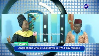 THE INSIDE (Guest: EDITH KAHBANG WALLA) SUNDAY,FEBRUARY 17th 2019 EQUINOXE TV