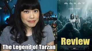 The Legend of Tarzan   Movie Review (No Spoilers)