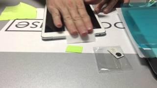 Jak správně nalepit temperovanou skleněnou folii na tablet či mobil