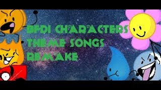 Download Bfb Characters Theme Songs MP3, MKV, MP4 - Youtube