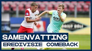 Gebroeders Koopmeiners samen op het veld ⚽️ | Samenvatting FC Utrecht - AZ | De Comeback