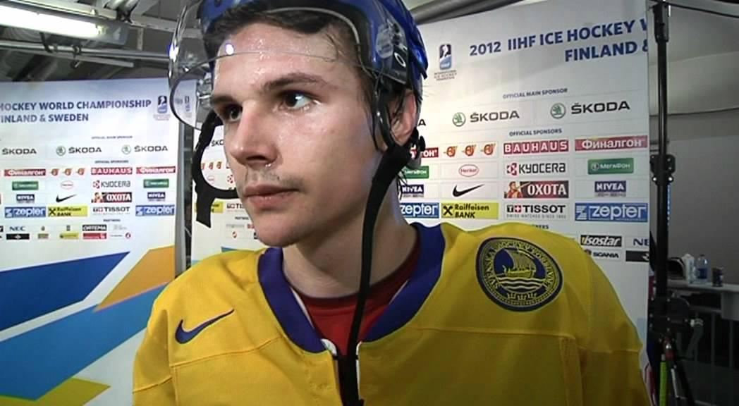 Download Erik Karlsson om VM premiären