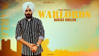 Warlords Harjas Dhillon MR BLACK MoZ Studios LATEST Punjabi Songs 2018 MoZ STUDIOS