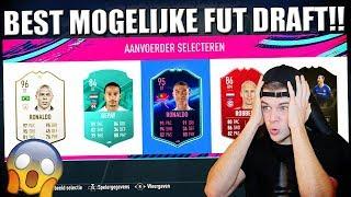 BEST MOGELIJKE FUT DRAFT IN FIFA 19 OP DIT MOMENT!! NEDERLANDS