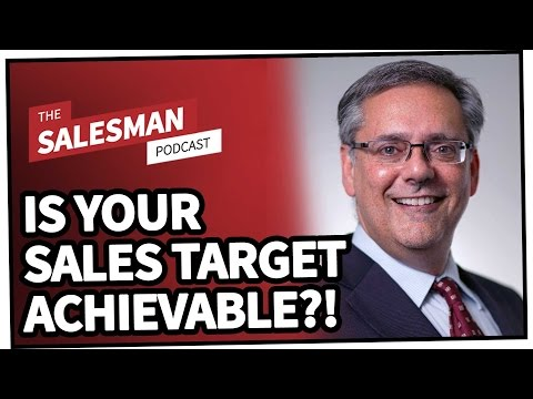 Where Do Your Sales Goals Come From? With Steven Rosen