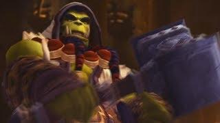 Warcraft - Thrall después de arder Teldrassil