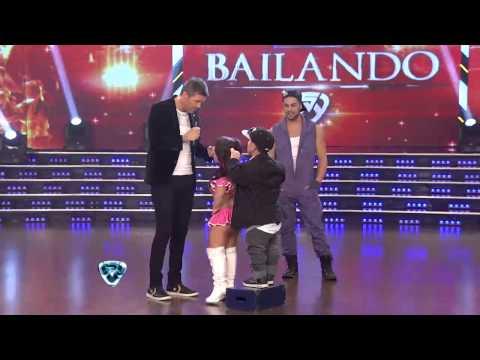 Showmatch 2014 - El sexy encuentro entre Noelia Pompa y Maldito Peke ¿Nace el amor?