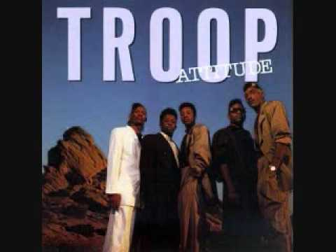 TROOP ALL I DO IS THINK OF YOU