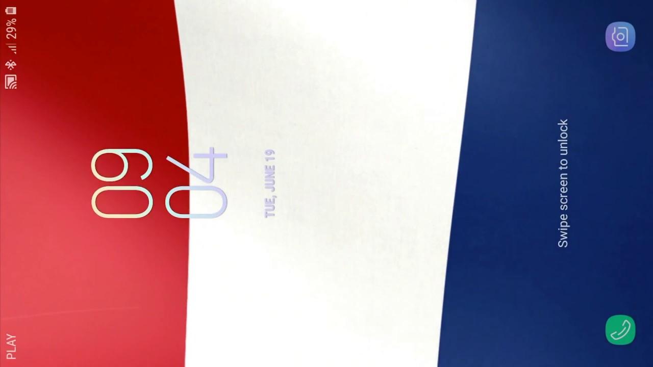 3d Netherlands Flag Live Wallpaper Youtube