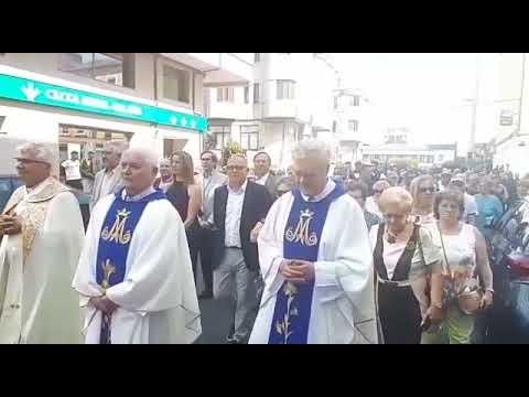 A Milagrosa rinde homenaje a su patrona