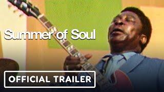 Summer of Soul - Official Trailer (2021) Gladys Knight, Stevie Wonder