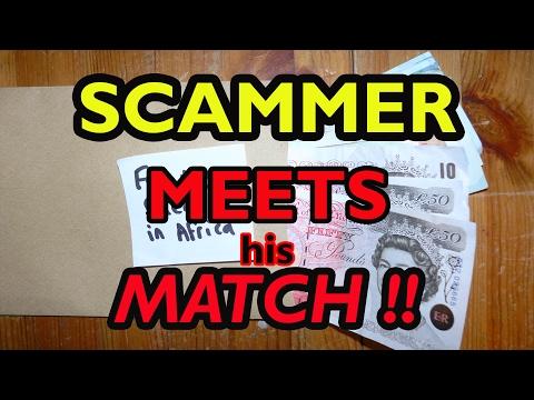 TABLES TURNED on 419 SCAMMER – Mr Babangoh Intervenes!