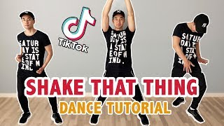 Clap Your Hands Now (Get Busy Remix) Dance Tutorial (TikTok Dance)