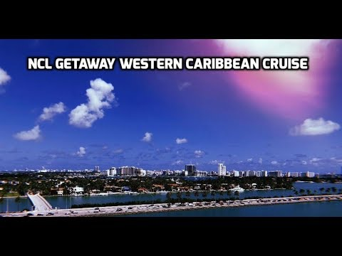 NCL GETAWAY WESTERN CARIBBEAN CRUISE | TRAVEL DIARY