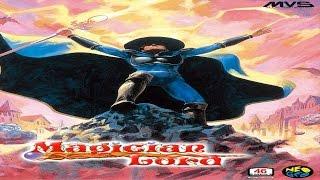 Magician Lord (Arcade)