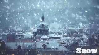 Бесплатный шаблон : Частицы ( Cнег , пыль ) \\ Free Preset Particles (Snow , Dust )